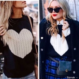 Sweaters - New Cozy LOVE Knit Sweater